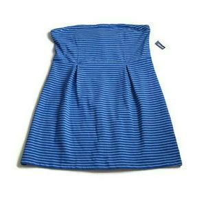 NWT Old Navy strapless dress size XXL